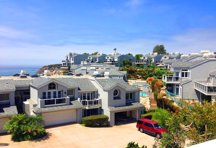 Admiralty Community in Dana Point, California
