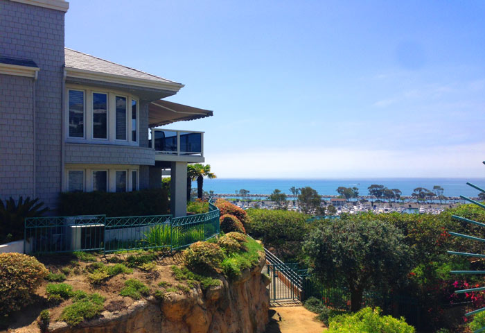 Admiralty Community Ocean Views in Dana Point, California