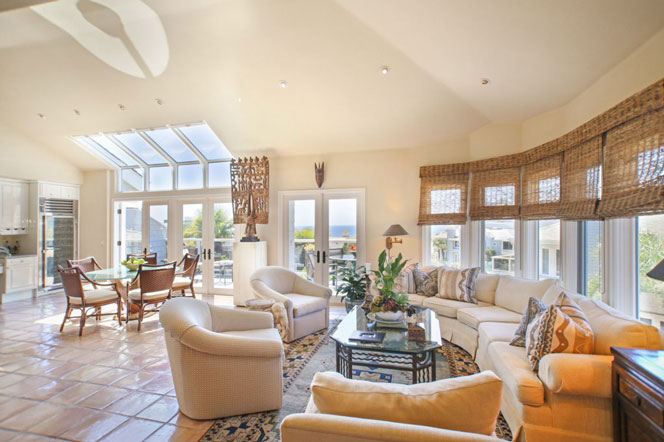 Admiralty Dana Point Condo Interior View in Dana Point, CA