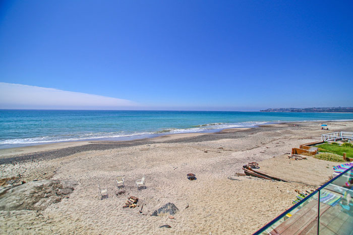 Capistrano Beach Beachfront Homes For Sale In Dana Point, CA