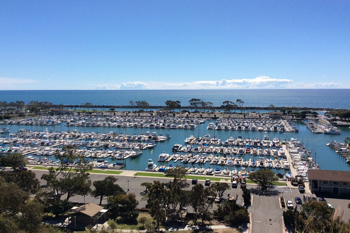 Dana Point Harbor Views