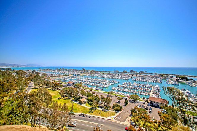 Dana Point Marina View