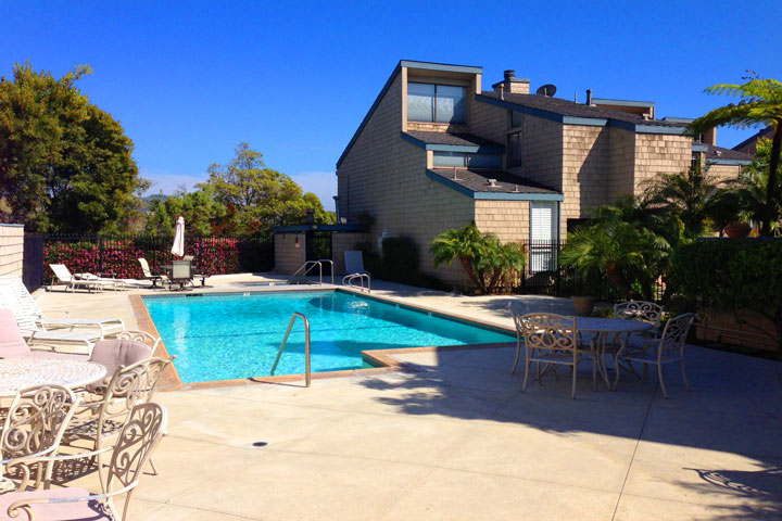 Dana Terrace Community Pool | Dana Point Real Estate