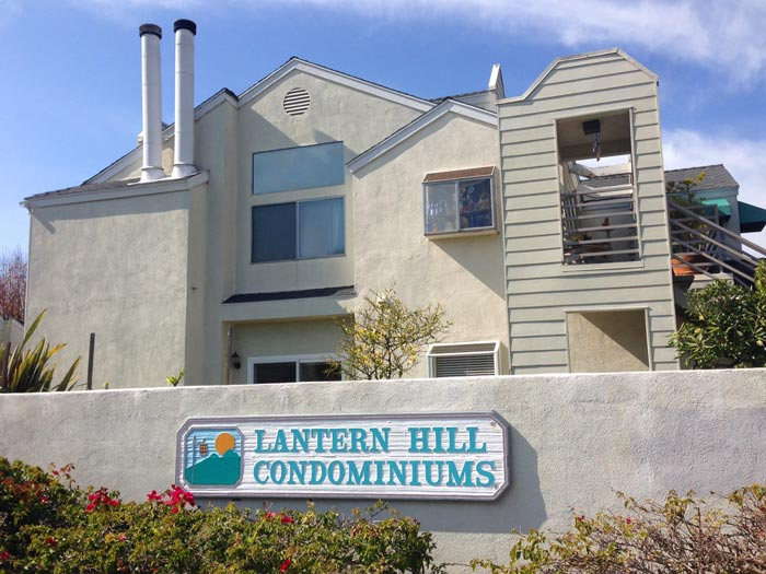 Lantern Hill Condo Community in Dana Point, California