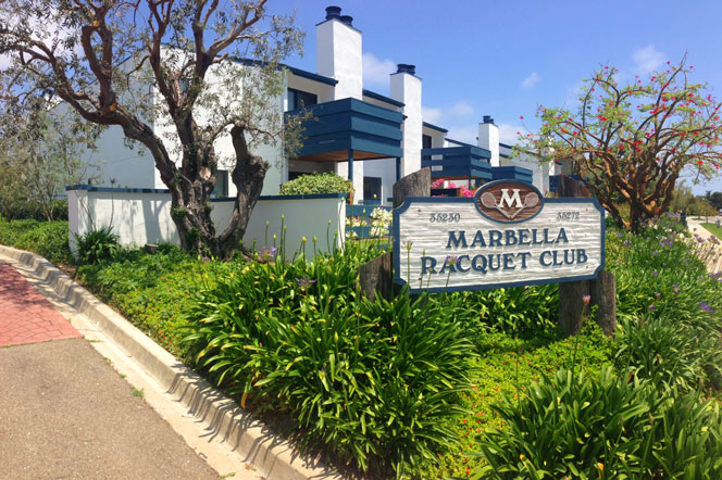 Marbella Racquet Club Condos | Dana Point Real Estate