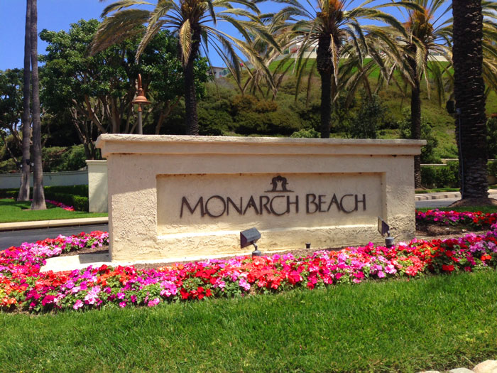 Monarch Beach Gated Community