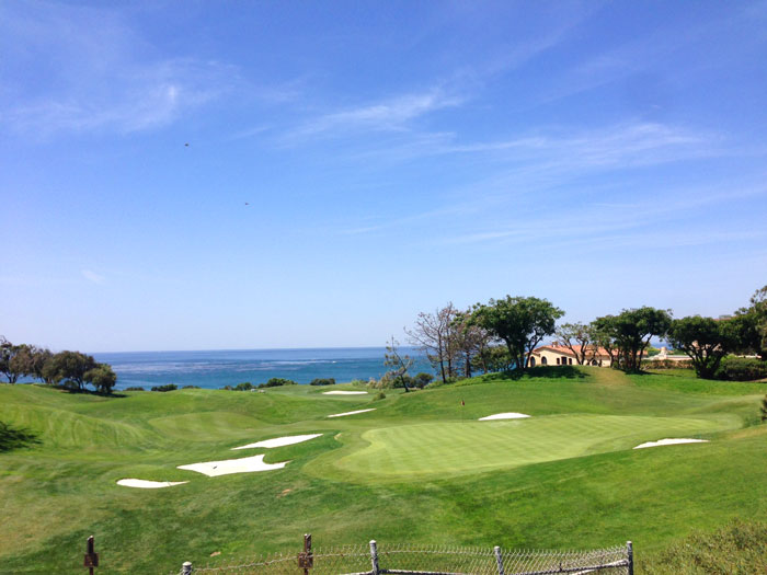 Monarch Beach Golf Links in the Ritz Cove Dana Point Community