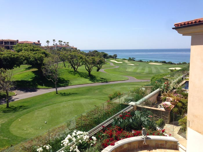 Monarch Cove Golf Course View Homes in Dana Point, California
