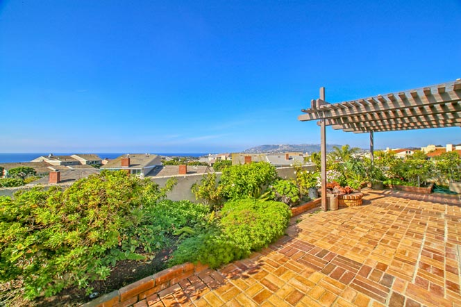 Niguel Shores Villas Ocean View Home In Dana Point, California