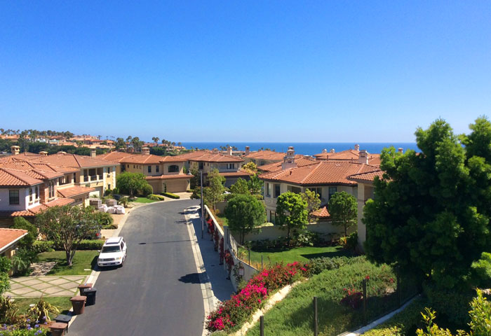 Pointe Monarch Ocean View Homes in Dana Point, California