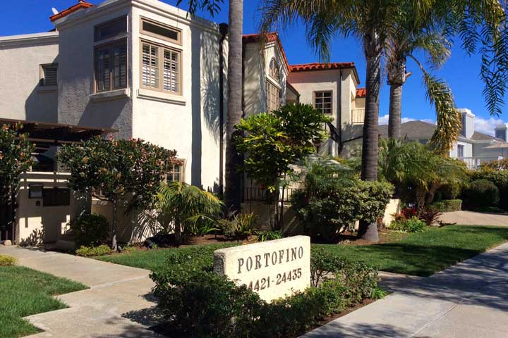 Portofino Condos For Sale in Dana Point, California