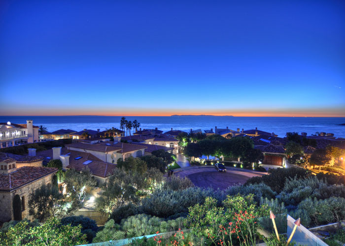Ritz Cove Sunset Ocean Views | Dana Point Real Estate