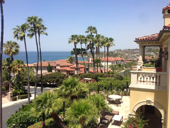 Ritz Cove Forth Row Ocean Views in Dana Point, California