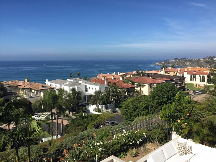 Ritz Cove Third Row Ocean Views in Dana Point, California