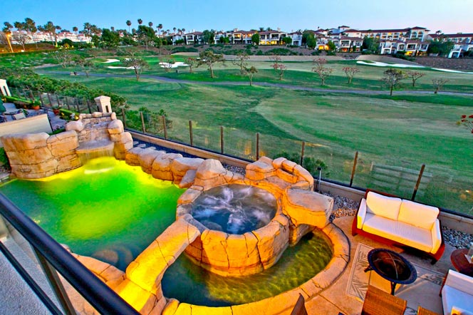 Ritz Pointe Golf Course Homes in Dana Point, California
