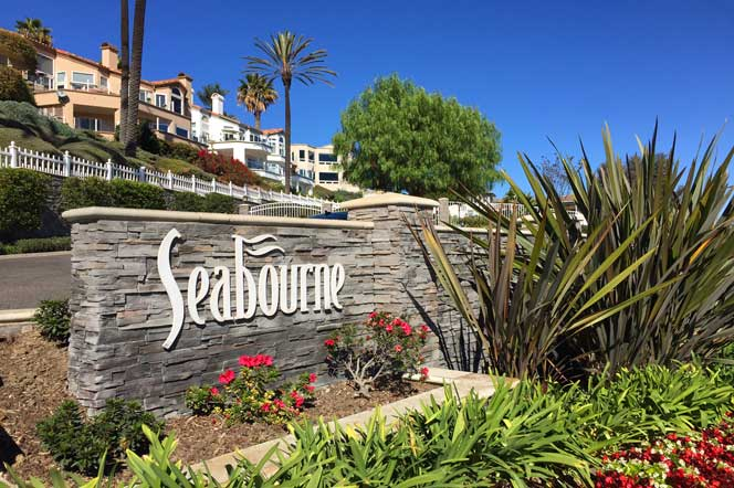 Seabourne Ocean View Community in Dana Point, California