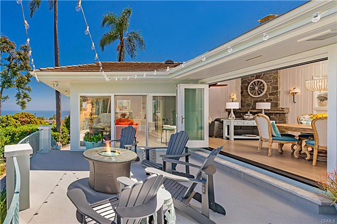 Dana Point Home on Double Lot For Sale