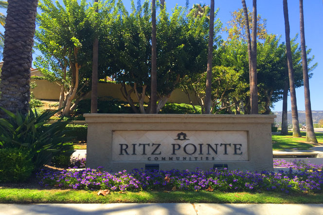 Ritz Pointe Dana Point Communities